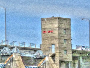 red-rock-dam-lake-red-rock-horns-ferry-hideaway