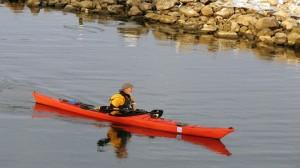 kayaking-lake-red-rock-water-trail-horns-ferry-hideaway