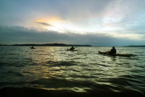 kayaking-lake-red-rock-water-trail-mile-long-bridge-horns-ferry-hideaway